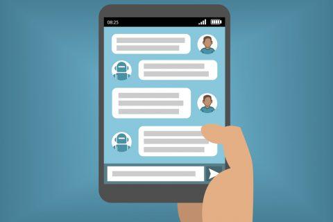 שליחת הוראות ביצוע למסייעת Facebook WhatApp